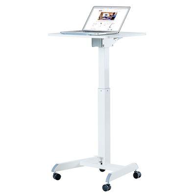 Hev og senk pult SunFlex Easydesk Pro, hvit