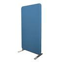 Skjermvegg Domo, LxHxD 1464x1400x40 mm, blå