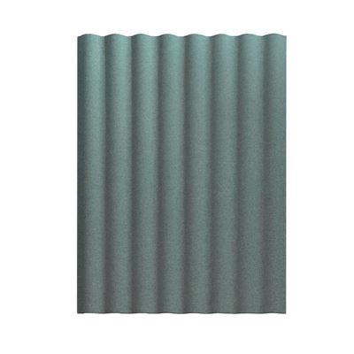 Lydabsorbent Scala, vegg, vertikal, LxBxD 1207x1600x60 mm, lysegrønn