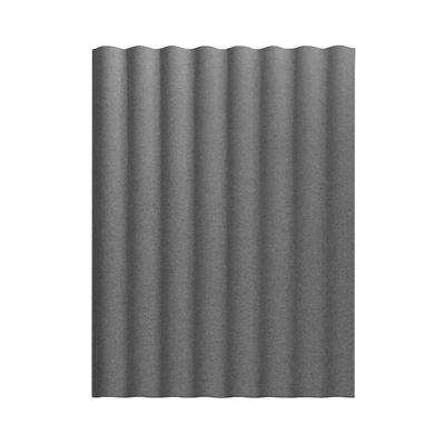 Lydabsorbent Scala, vegg, vertikal, LxBxD 1207x2300x60 mm, grå