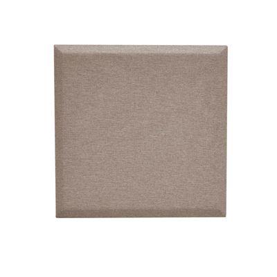 Lydabsorbent Domo, vegg, kvadratisk, LxB 600x600x34 mm, beige