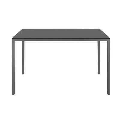 Cafebord Joar, rektangulært, antrasittgrå