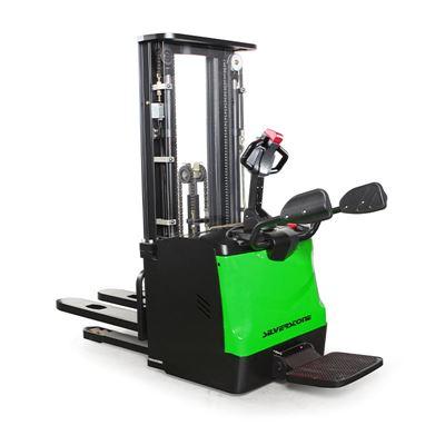 Elektrisk stabler ES16RSILi, løftekapasitet 1600 kg, løftehøyde 4500 mm